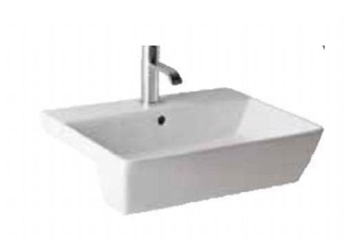 Eastbrook Bijou Semi Recessed Basin